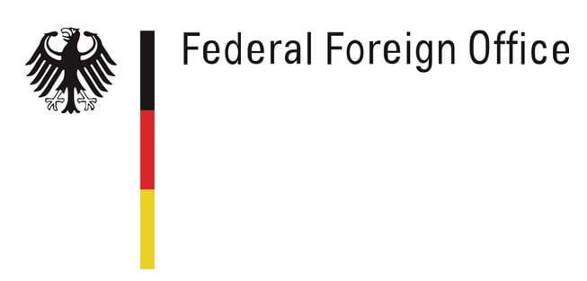 Federal Foreign Office German Funds Logo